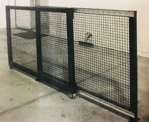 Fabrication grille de sécurité